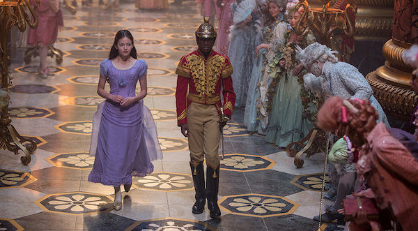 """Scene from """"The Nutcracker and the Four Realms"""" (Courtesy photo)"""