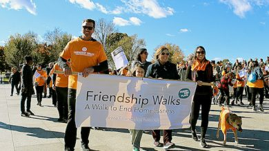Photo of Annual Walk on Mall Aims to End D.C. Homelessness