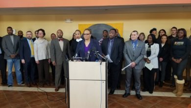 Photo of Black, Latino Officers File Discrimination Suit Against Prince George's Police Department