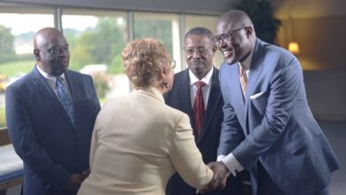 Photo of Frank Scott Jr. Elected as 1st Black Mayor of Little Rock, Ark.