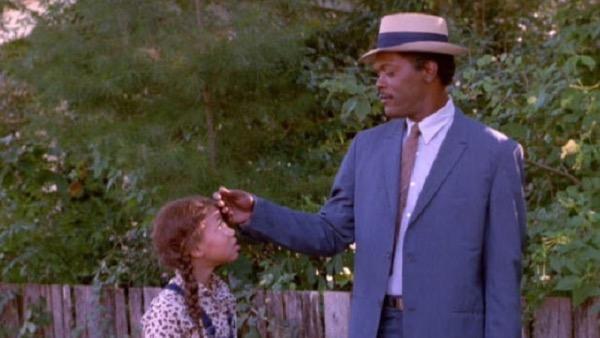 "Jurnee Smollett (left) and Samuel L. Jackson star in ""Eve's Bayou."" (Courtesy photo)"