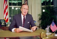 Photo of George H.W. Bush, 94, Former U.S. President, Dies