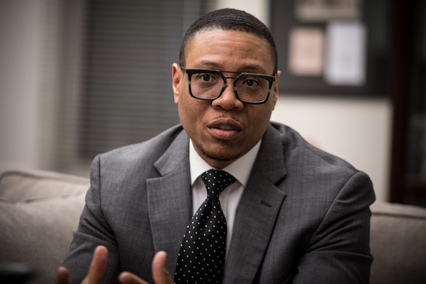 Photo of Bowser Chooses Ferebee as DCPS Chief
