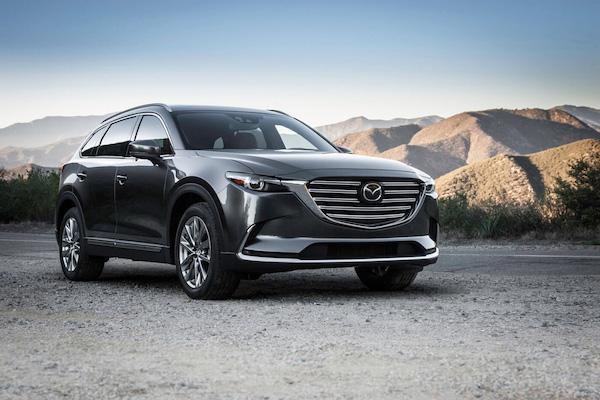 Photo of Stylish 2019 Mazda CX-9 Steps into Upper Echelon
