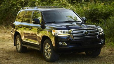Photo of 2019 Toyota Land Cruiser's Rugged Exterior Belies Agility