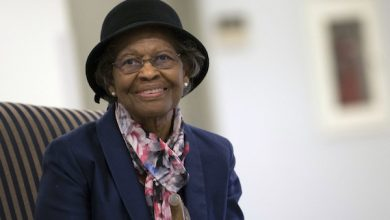Photo of Gladys West, GPS Pioneer, Inducted into Air Force Hall of Fame