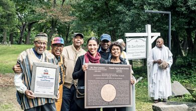 Photo of Historic Black Cemeteries in Georgetown Recognized by UN