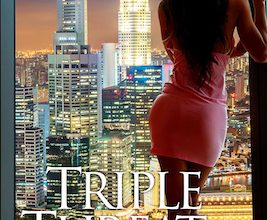 Photo of BOOK REVIEW: 'Triple Threat' by Camryn King