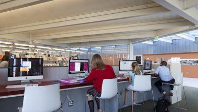 Photo of D.C. Friends of Library Seeks Members