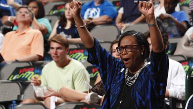 Photo of Dallas Mavericks' Cynthia Marshall: A Woman for All Seasons