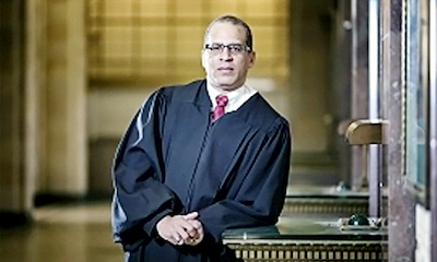 Federal Judge Terry Fitzgerald Moorer is the only judicial appointment made by President Donald Trump who is African American. (Wikimedia Commons)