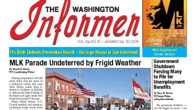 Photo of 1-24-2019 Informer Edition