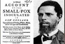 Photo of A Slave's African Medical Science Saves the Lives of Bostonians During the 1721 Smallpox Epidemic