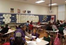 Photo of D.C. EDUCATION BRIEFS: Community Service Leaders