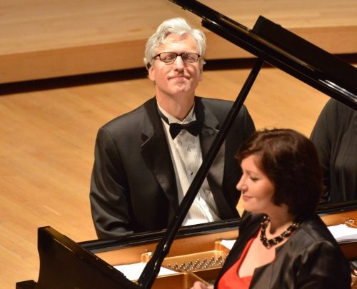 """Pianist Brian Ganz and mezzo-soprano Magdalena Wór will performChopinworks in """"Recollections of Home"""" at The Music Center at Strathmore on Feb. 2 at 8 p.m. (Courtesy of Pay Mallin)"""