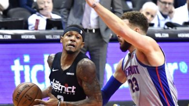 Photo of Wizards Top Pistons for 2nd Straight Win