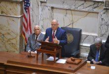 Photo of Senate Committee Reviews Hogan's School Legislation