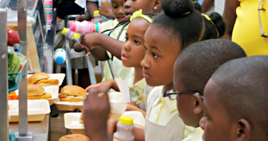 Photo of PRINCE GEORGE'S COUNTY EDUCATION BRIEFS: 10K Meal Challenge