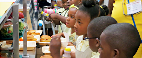 "PGCPS recently launched the ""10,000 Meals Challenge"" fund to cover the cost of student meals for or families affected by the federal government shutdown. (Courtesy of PGCPS)"