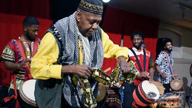 Photo of African Drummers Keep Rhythms to Heal Generations