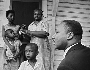 Martin Luther King Jr. found that the dispossessed often had immeasurable faith and used it to fight back the fear that often swallowed others. (Courtesy photo)