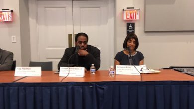 Photo of McDuffie Takes on Racial Inequity in D.C.