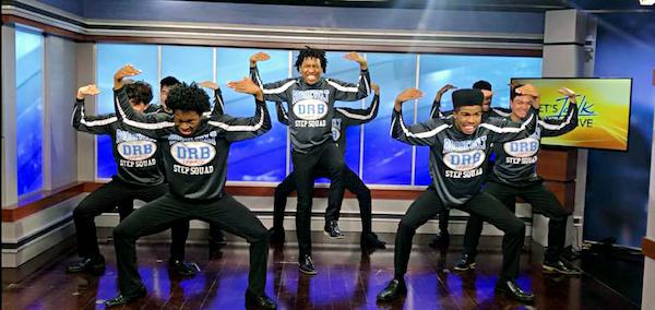 Step sensations Dem Raider Boyz Step Squad (Courtesy of Dem Raider Boyz)