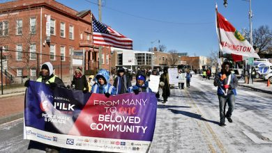 Photo of D.C. Readies Annual MLK Peace Walk, Parade