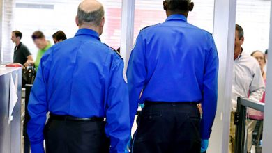 TSA Workers are among the many government employees filing for unemployment benefits. (Department of Homeland Security)