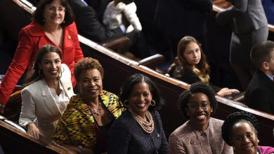 Photo of Rep. Barbara Lee Gives Advice for New Women of Color in Congress