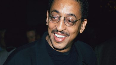 Photo of Gregory Hines Honored with U.S. Postage Stamp
