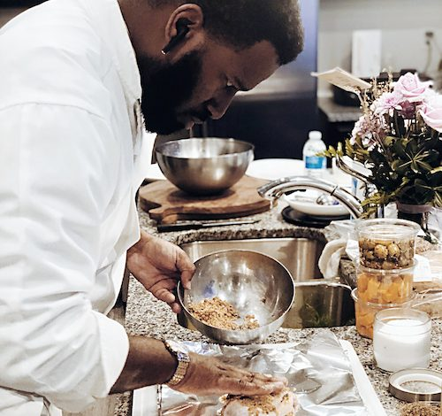Photo of Baltimore Chef Cooking up National Success
