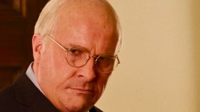 """Christian Bale stars as Dick Cheney in """"Vice"""" (Courtesy photo)"""