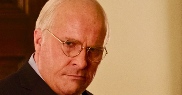 "Christian Bale stars as Dick Cheney in ""Vice"" (Courtesy photo)"