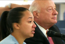 Photo of Cyntoia Brown Granted Clemency for Murder Conviction as Teen