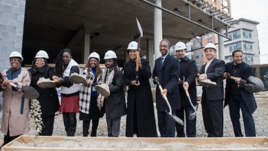 Photo of Ward 8 Grocery Store Breaks Ground