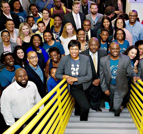 D.C. Mayor Muriel Bowser wants residents to say what the city means to them on a website she's created and on social media. (Courtesy of the D.C. government)