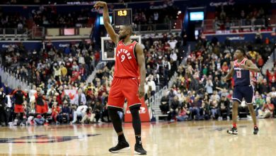 Photo of Raptors Defeat Wizards in Double OT