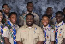 Photo of Soar Like an Eagle: 12 African-American Teens Reach Pinnacle of Success in the Boy Scouts