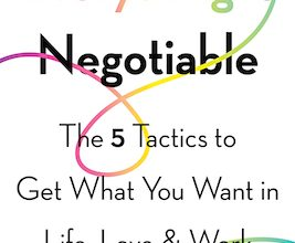 Photo of BOOK REVIEW: 'Everything Is Negotiable' by Meg Myers Morgan, Ph.D.