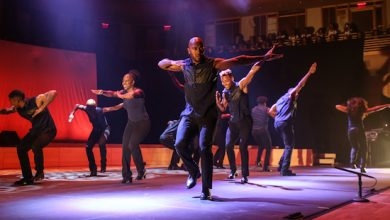 Photo of Step Afrika! Transforms 'Stepping' into Art Form