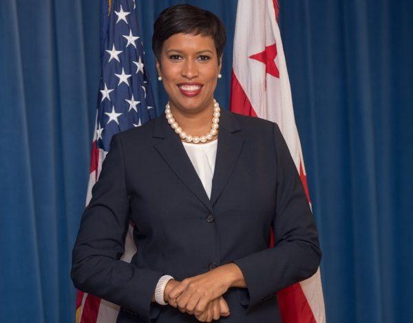D.C. Mayor Muriel Bowser