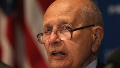 Photo of John Dingell, Former Congressman, Dies at 92