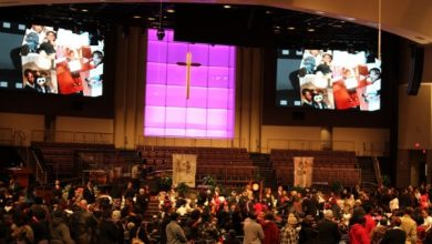 Photo of Funeral Service Held for 5 Children Killed in Bowie Crash