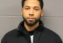 Photo of Jussie Smollett Arrested, Accused of Staging Attack