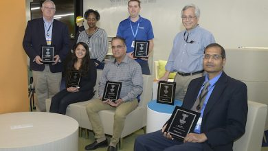 Photo of Research Institute Recognizes Pepco Innovators