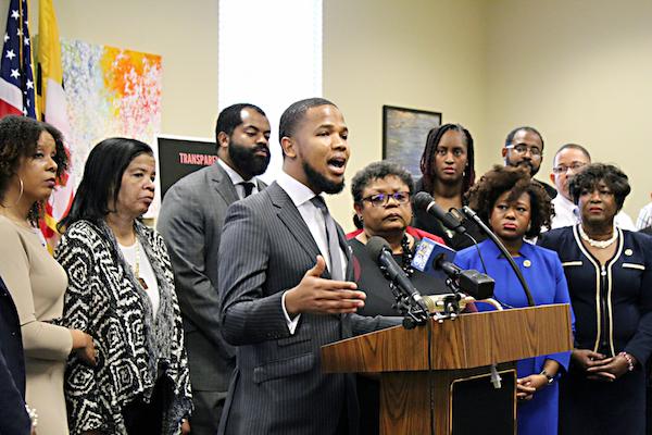 Advocates speak on behalf of Anton's Law. (WI Photo)