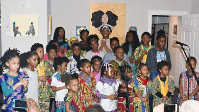 Photo of NationHouse Students Show Musical Prowess
