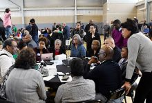 Photo of Bowser Engages Deanwood Residents for Budget Input