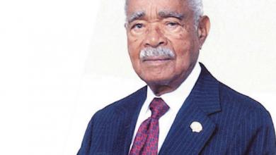 Photo of Garth C. Reeves Sr., Publisher Emeritus, The Miami Times, Reaches Century Mark